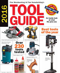 online extras for the 2016 tool guide finewoodworking