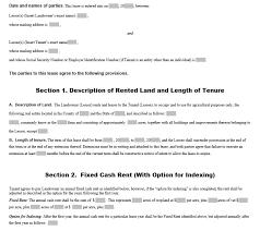 12 free sample professional farm land lease agreement