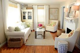 attractive decorating small living room spaces with room design