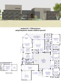 Courtyard Home Plans Home Design Courtyard House In Paddington Australia Form A