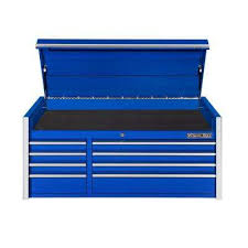 husky 27 in 8 drawer tool chest and cabinet set 8 tool chests tool storage the home depot