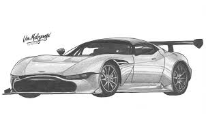 sports car drawing von malegowski on twitter