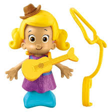 fisher price nickelodeon bubble guppies snap dress cowgirl