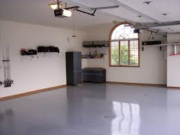 garage floor coating paint armorpoxy armorclad garage basement kit grey flooring organized home