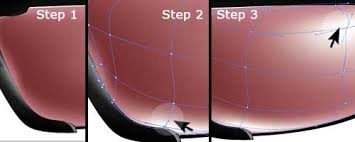 tutorial illustrator gradient illustrator tutorial draw a sunglass using gradient mesh