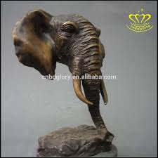 lion statue home decor wild animal bust gold lion head hanging wall resin fiberglass