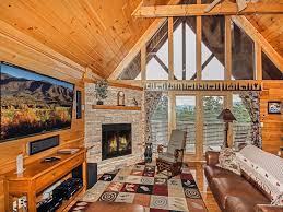 bear slide cabin in gatlinburg w 4 br sleeps10
