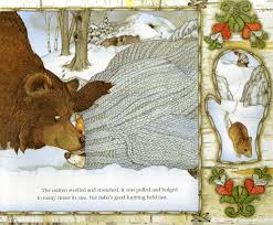 top 100 picture books 94 the mitten by jan brett fuseeight a