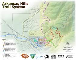 Colorado Fourteeners Map by Arkansas Hills Mtn Bike Trails Salida Co Travel Daycation 12