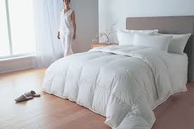 Dry Clean Feather Duvet Bedroom Hungarian Goose Down All Season Duvet Soaksleep For