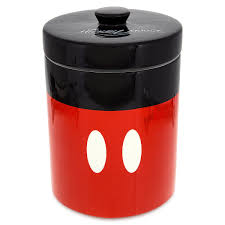 Colorful Kitchen Canisters by Mickey Mouse Colorful Kitchen Canister Shopdisney