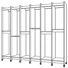 Large Storage Shelves by Art Storage For Artists And Art Collectors For Storing Any Size