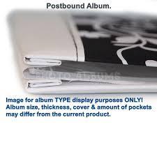 Postbound Album 2 Birds 12 X 12 Postbound Album Photo Albums Online