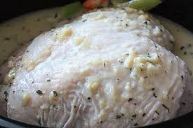 cooker turkey breast with gravy skinnytaste