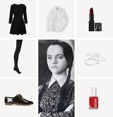 Wednesday Addams Costume Diy Halloween Costumes Pt 5 Almost Makes Perfect