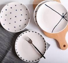 shop free shipping 8 inch modern dishes ceramic cake
