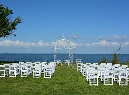 waterfront wedding venues in md black walnut point inn waterfront weddings