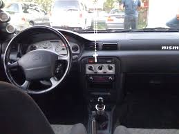 nissan vanette modified interior 1998 nissan sentra information and photos zombiedrive
