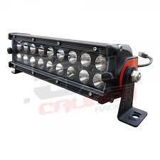 Four Wheeler Light Bar 9 Inch Spot Beam 54 Watt Led Light Bar 3 Watt Cree Emitters With