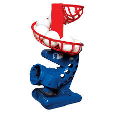amazon com franklin sports mlb learn to play pitching machine