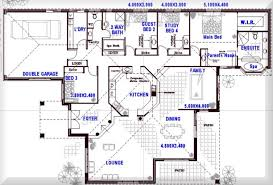 open space house plans open plan living house designs