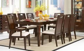 dining ideal rectangle glass dining table sets ideal rectangular