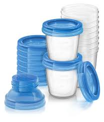 philips avent natural manual breast pump with milk storage via cup