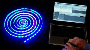 abraxus lighting computer controlled rgb light