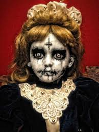 Scary Baby Doll Halloween Costume 757 Creepy Dolls Images Halloween Stuff Scary