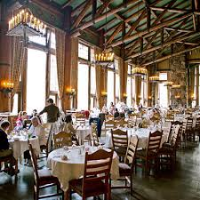 Top  National Park Lodges Meals Yosemite National Park And - The ahwahnee dining room