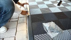 tile floor patterns on bathroom floor tile for great rubber garage