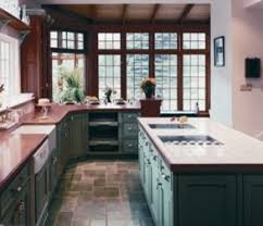 gothic arches in whimsical kitchen