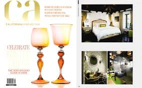 california home and design holiday guide winter 2015