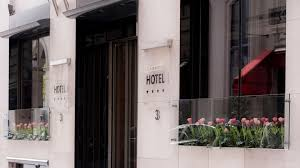 hotel cambon boutique hotel in paris between champs elysees