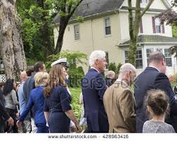 chappaqua ny chappaqua ny usa may 30 president stock photo 428963416 shutterstock