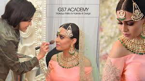 bridal makeup classes girlfriendz studio 7 vancouver bc indian bridal makeup artist