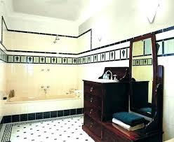 art deco bathroom tiles uk art deco floor tiles wonderful bathroom cabinets mirrors white