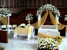 wedding flowers church ysabela florist church wedding arrangement