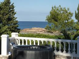 holiday house on the beach amazing view of the sea private pool l