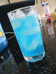 blue hawaiian punch recipes for baby showers baby shower decoration
