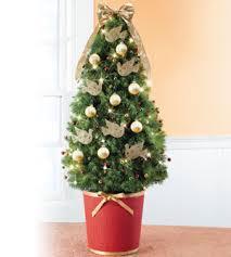 tree mini decorated