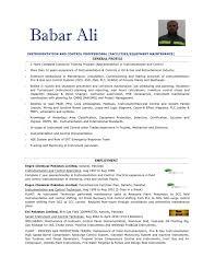 instrumentation and control professional facilities equipment