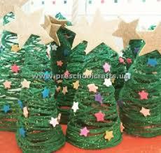 merry christmas tree crafts for kids preschool and kindergarten