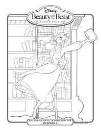 download coloring pages belle coloring page disney belle coloring