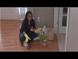 housekeeping tips how to get paint of hardwood floors