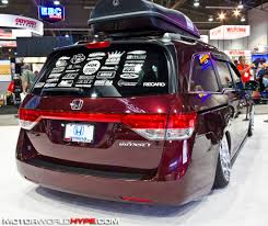 bisimoto odyssey engine sema 2013 honda brings the boost to their booth motorworldhype