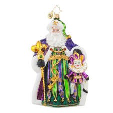 mardi gras ornaments christopher radko ornaments 2015 radko master of mardi gras ornament
