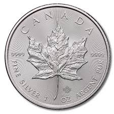 file 1 oz maple leaf silver 2017 reverse png wikimedia commons