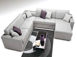 grand canapé d angle tissu canapé canapé panoramique tissu élégant ides de dcoration pour
