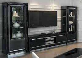 Black Storage Cabinet Wall Units Astonishing Black Wall Units Wall Units Black